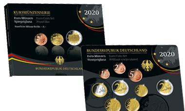 Abonnement Umlaufmünzensatz