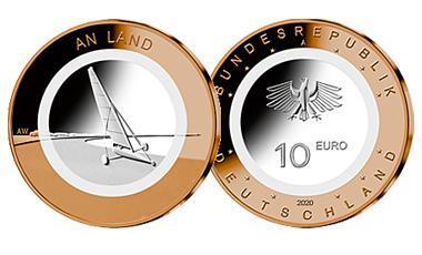 Abonnement 10-Euro-Polymerring-Sammlermünzen